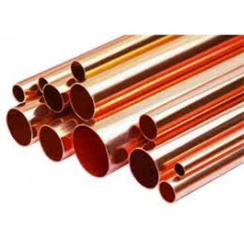 Copper Tubes Medical Grade 28X0.9mmX3mtr Length